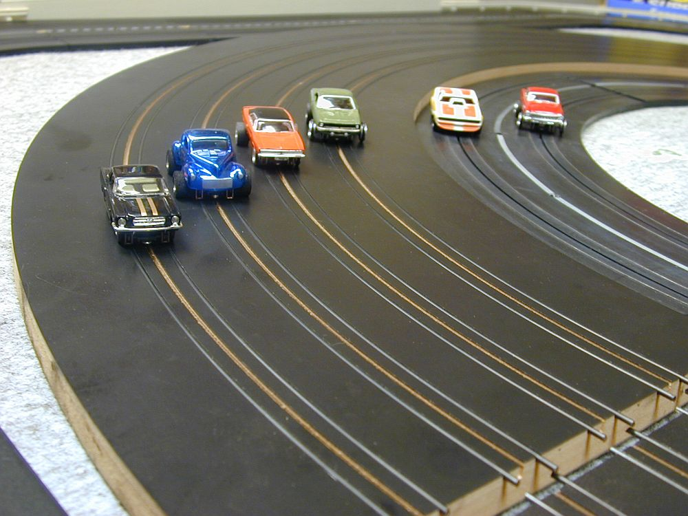 Ho Slot Cars By Michael Nyberg