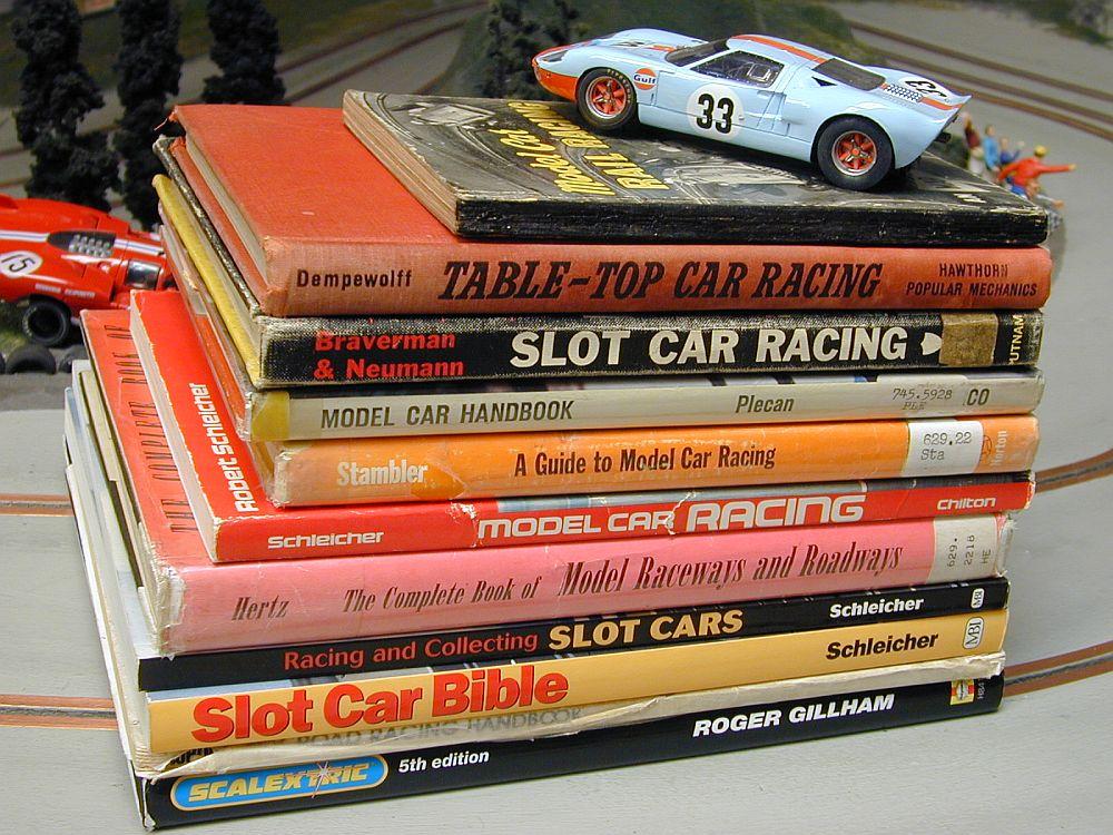 slotcar books