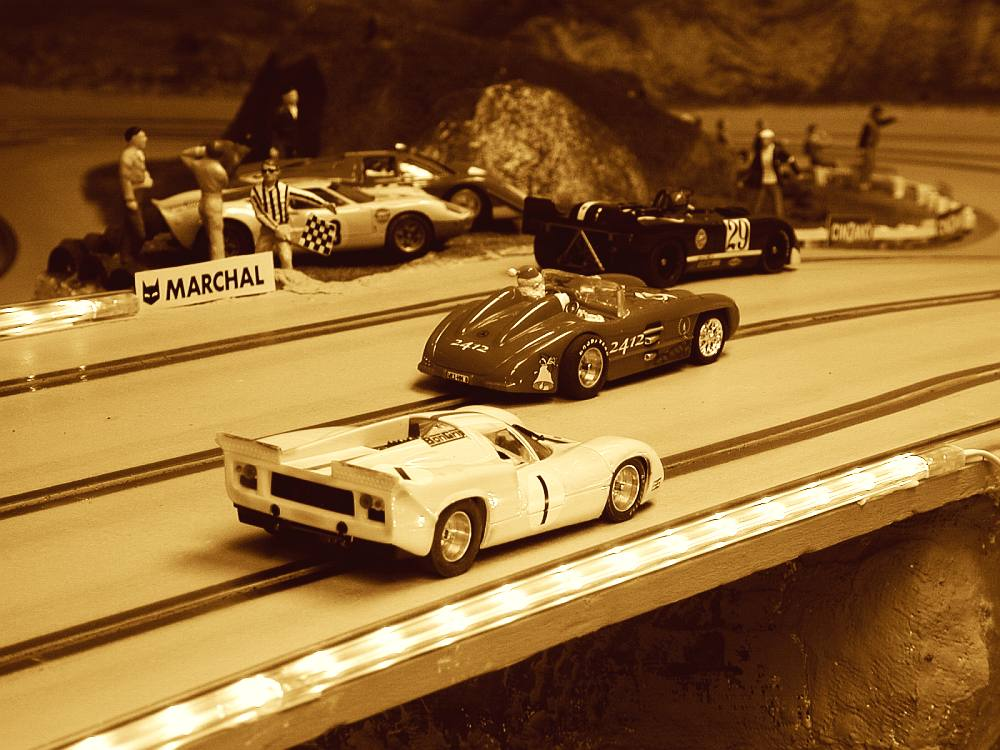 Ho Slot Cars For Sale >> Building Slot Car Tracks by Mike Nyberg